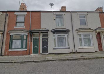 2 bed terraced house for sale in Thornton Street, North Ormesby, Middlesbrough TS3