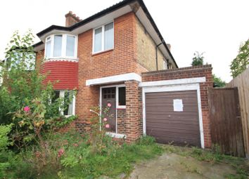 Thumbnail 3 bed semi-detached house for sale in Strelley Way, London