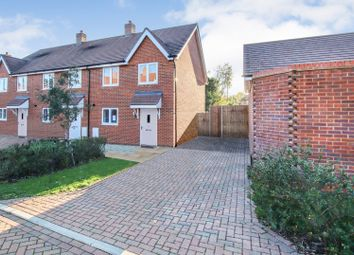 3 bed end terrace house for sale in Cleverley Rise, Bursledon, Southampton SO31