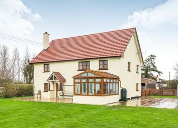 Thumbnail 4 bed detached house for sale in Lympsham, Weston-Super-Mare, Somerset