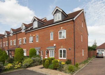 Thumbnail 4 bed town house for sale in Watling Gardens, Dunstable