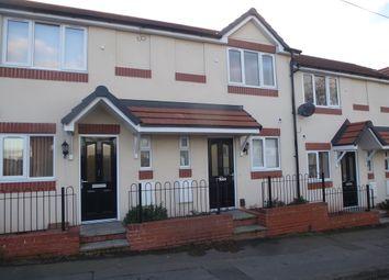 Thumbnail 2 bedroom terraced house for sale in Summerhill Road, Coseley, Bilston