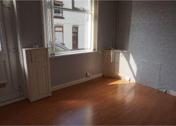 Thumbnail 3 bedroom terraced house for sale in Mars Street, Stoke-On-Trent