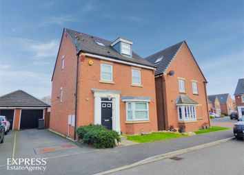 4 bed detached house for sale in Chicago Place, Great Sankey, Warrington, Cheshire WA5