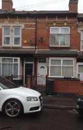 Thumbnail 3 bedroom terraced house for sale in Brixham Road, Edgbaston