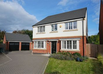 Thumbnail 5 bed detached house for sale in Somerset Drive, Duston, Northampton
