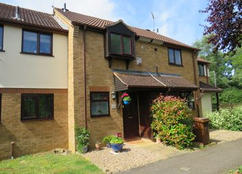 Thumbnail 2 bed terraced house for sale in Woodpecker Way, East Hunsbury, Northampton