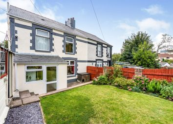 Thumbnail 3 bed semi-detached house for sale in The Sycamores, Beaufort, Ebbw Vale