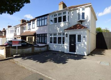 Thumbnail 3 bed end terrace house for sale in Primrose Glen, Hornchurch