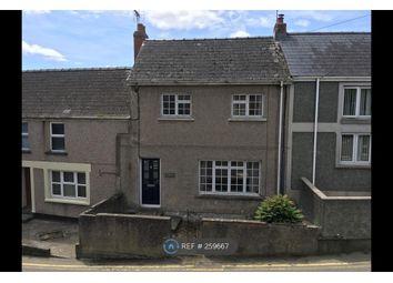 Thumbnail 2 bedroom terraced house to rent in Main Street, Llangwm