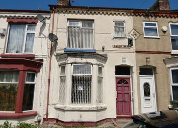Thumbnail 3 bed terraced house for sale in Larch Road, Tranmere, Birkenhead