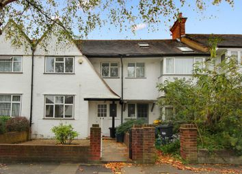 Thumbnail 3 bed terraced house for sale in Park Drive, London