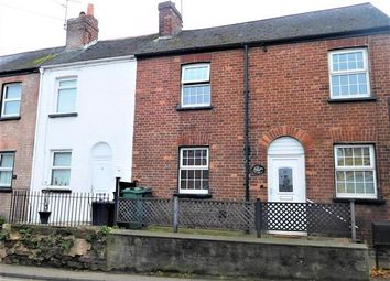 Thumbnail 3 bedroom terraced house for sale in East Wonford Hill, Heavitree, Exeter