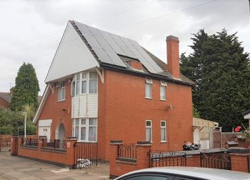 Thumbnail 3 bed detached house for sale in Exton Road, Leicester