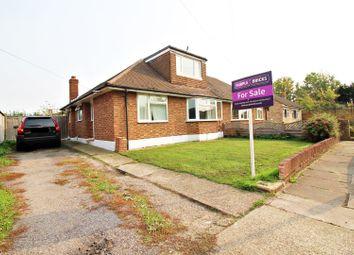 Thumbnail 3 bed semi-detached bungalow for sale in Hazelmere Close, Feltham