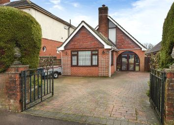 Thumbnail 3 bed bungalow for sale in Pitmore Road, Allbrook, Hampshire