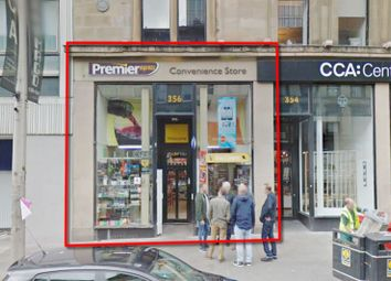 Thumbnail Commercial property for sale in 356, Sauchiehall Street, Glasgow G23Jd