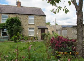 Thumbnail 2 bedroom end terrace house to rent in Sunnycroft Cottages, Cotherstone