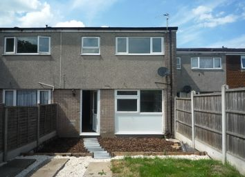 Thumbnail 3 bed terraced house for sale in Willowfield, Telford