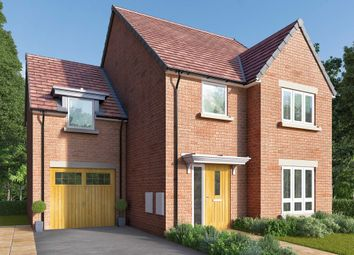 "Thumbnail 4 bed detached house for sale in ""The Jacksdale"" at Bede Ling, West Bridgford, Nottingham"