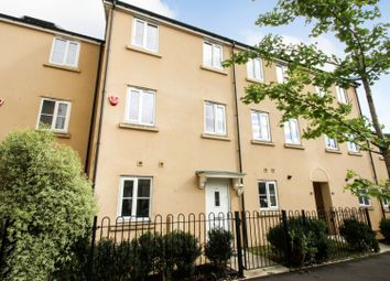 Thumbnail 4 bed terraced house for sale in Wood Mead, Cheswick Village