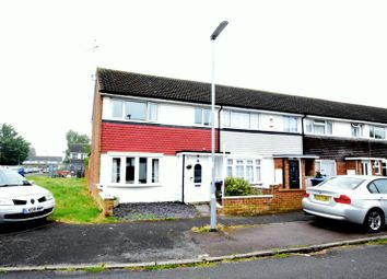 Thumbnail 3 bed end terrace house for sale in Medway Road, Hemel Hempstead