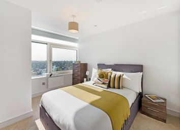 Thumbnail 1 bed flat to rent in 56 Northpoint, Surbiton