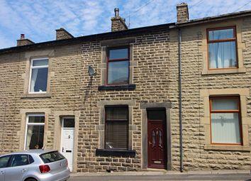 Thumbnail 2 bed terraced house for sale in Granville Street, Helmshore, Rossendale