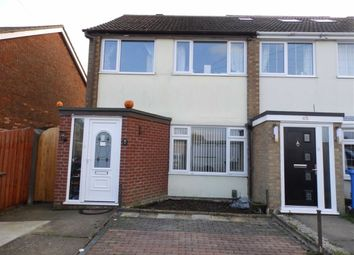 Thumbnail 3 bed end terrace house for sale in Diamond Close, Ipswich