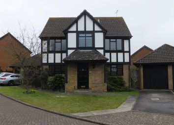 Thumbnail 4 bed detached house to rent in Eaglestone Close, Borough Green, Sevenoaks