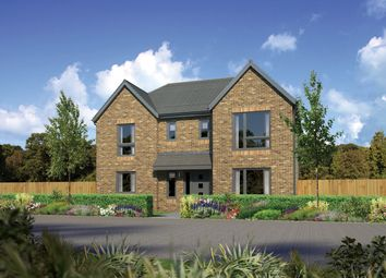 Thumbnail 5 bed detached house for sale in Regency Place, Loanhead, Countesswells Road, Aberdeen