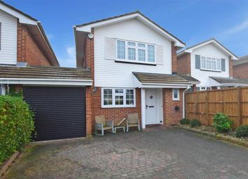 3 bed link-detached house for sale in The Landway, Bearsted, Maidstone, Kent ME14