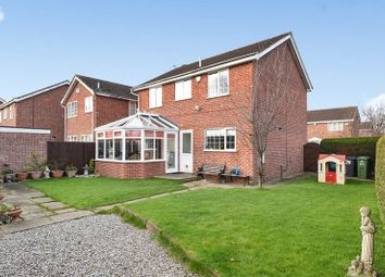 Thumbnail 4 bed detached house for sale in Orrin Close, Woodthorpe, York