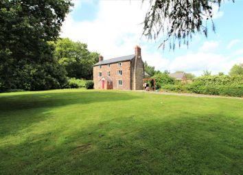 4 bed detached house for sale in Corkscrew Lane, Ruabon, Wrexham LL14