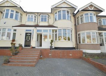 Thumbnail 4 bed terraced house to rent in Mighell Avenue, Redbridge