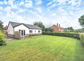 Thumbnail 3 bed detached bungalow for sale in The Docs Eardisley, Herefordshire HR3,
