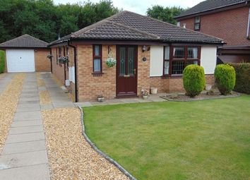 Thumbnail 3 bed bungalow for sale in Newmarket Way, Cheadle, Stoke-On-Trent