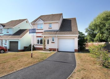 Thumbnail 4 bed detached house for sale in Cory Court, Wembury, Plymouth, Devon