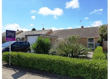 Eastchurch Road, Margate CT9. 3 bed detached bungalow for sale