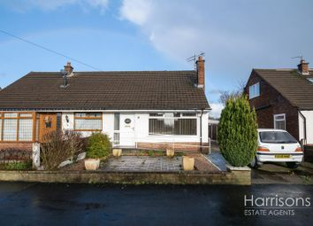 Thumbnail 2 bed semi-detached bungalow to rent in Cumberland Road, Atehrton, Manchester, Greater Manchester.