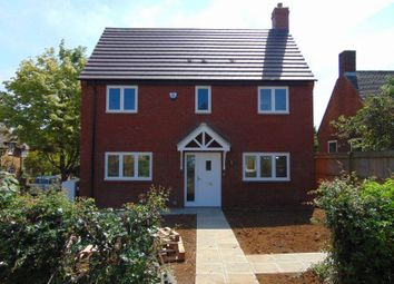 Thumbnail 3 bed detached house for sale in Creampot Crescent, Cropredy, Banbury