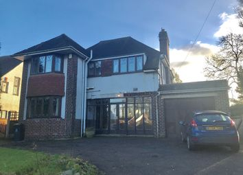 Thumbnail 4 bedroom detached house to rent in Lichfield Road, Rushall, Walsall