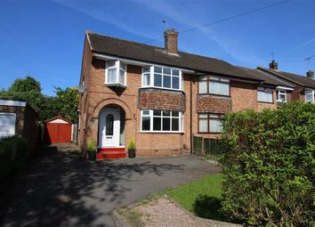 Thumbnail 3 bedroom semi-detached house for sale in Blenheim Drive, Allestree, Derby