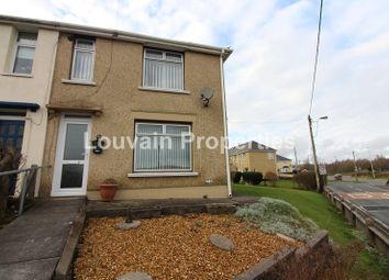Thumbnail 3 bed semi-detached house for sale in Sycamore Avenue, Tredegar, Blaenau Gwent.