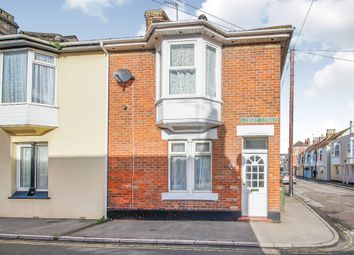 Thumbnail 3 bedroom end terrace house for sale in Derby Street, Weymouth
