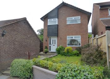 Thumbnail 4 bedroom detached house for sale in Chestnut Avenue, Spixworth, Norwich