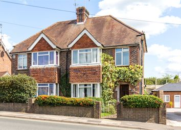 3 bed semi-detached house for sale in High Street, Godstone, Surrey RH9