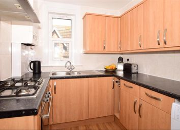 Thumbnail 2 bed flat for sale in Manor Road, Folkestone, Kent