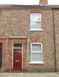 Thumbnail 4 bedroom shared accommodation to rent in Gordon Street, Off Heslington Rd. York