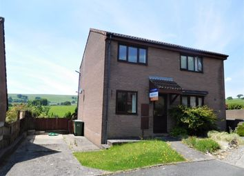 Thumbnail 2 bed semi-detached house for sale in Heol Cwm Ifor, Caledfryn, Caerphilly CF83,